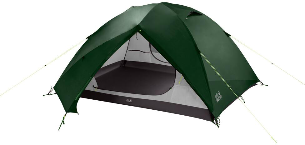 Jack Wolfskin Skyrocket II tent tested